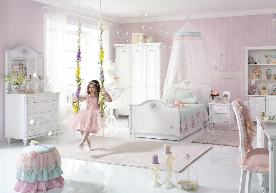 Online - Decoratie slaapkamer meisje jaar ...