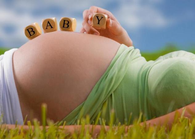 Το χάδι που θεραπεύει στην εγκυμοσύνη