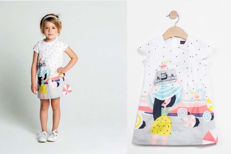 a2773ade169 Φέτος το καλοκαίρι τα παιδικά ρούχα CATIMINI έχουν θέμα, τροπικά μοτίβα,  παιχνιδιάρικα και χαρούμενα σχέδια. Μπορείτε να επιλέξετε από εμπριμέ  φορέματα, ...