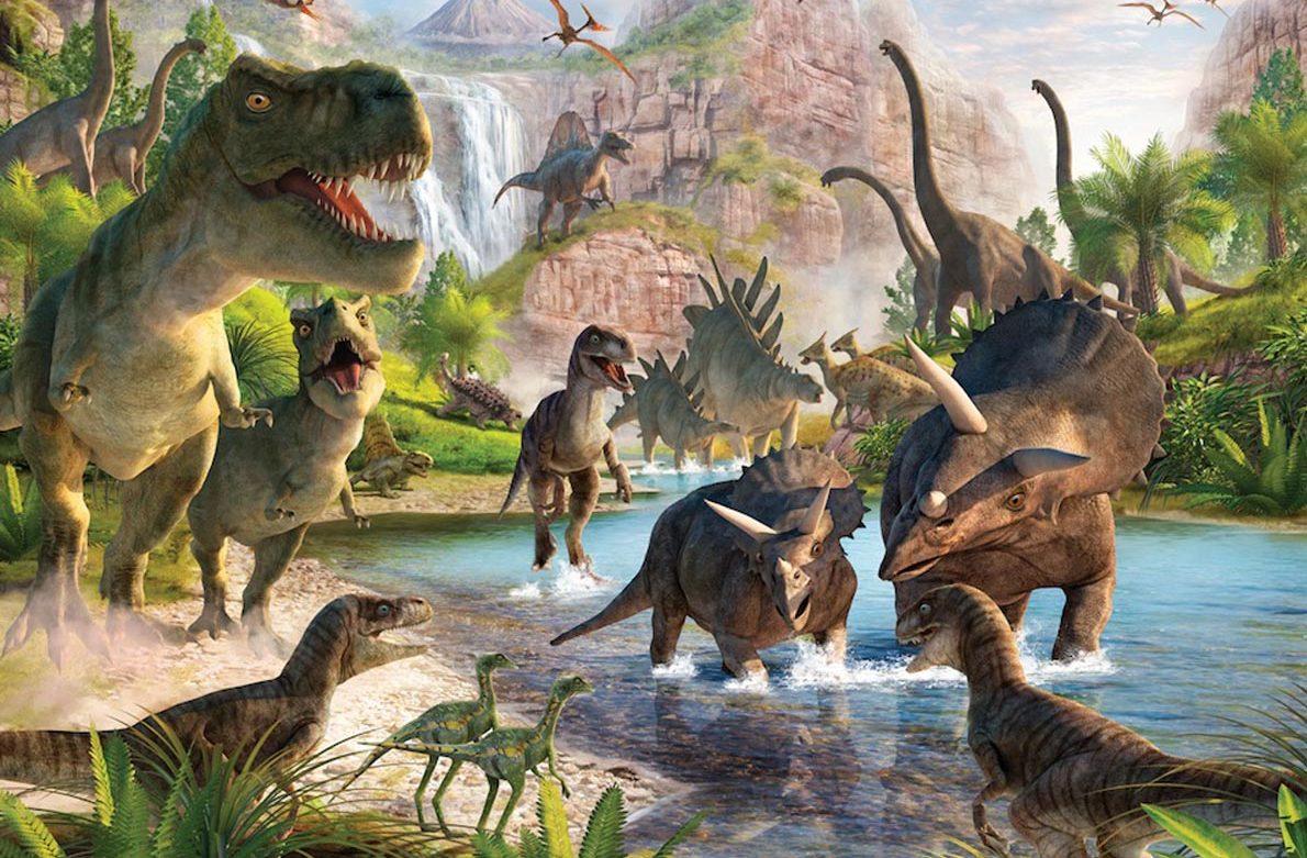 Διακόσμηση με δεινόσαυρους