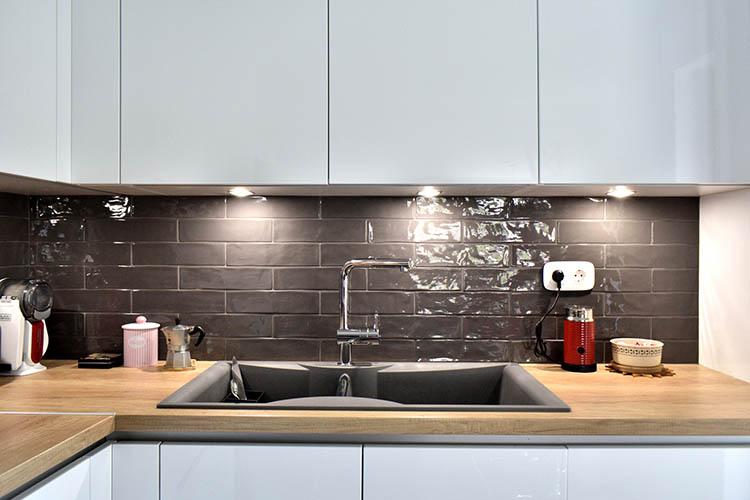 Ανακαίνιση κουζίνας-μοντερνα κουζινα