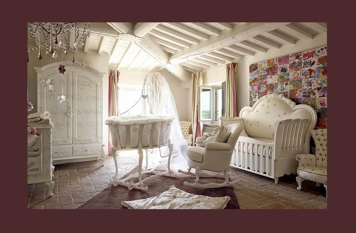 Ονειρεμένο βρεφικό δωμάτιο