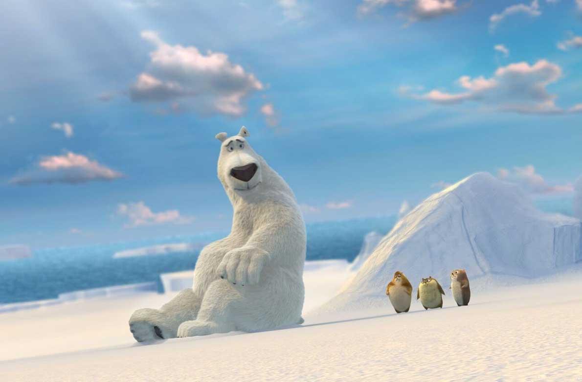 Ο Πολικός Αρκούδος και οι Ανίκητοι
