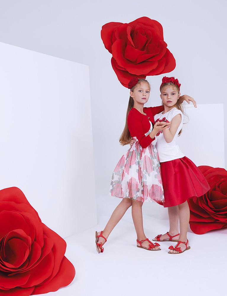 Collection monnalisa - Monalisa moda infantil ...