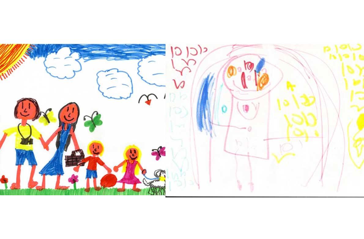 Παιδί και ζωγραφιές τι να παρατηρήσουμε