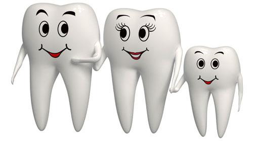 Παιδί και γερά δόντια