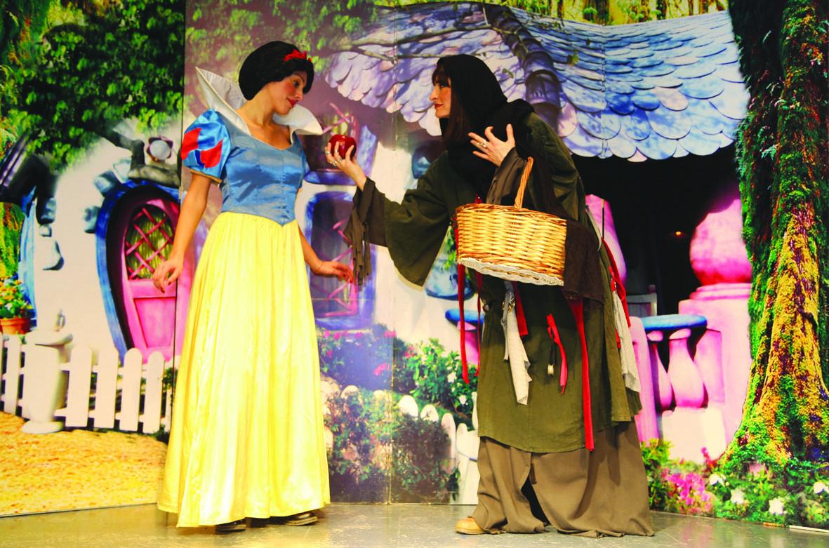 Θέατρο:Η Χιονάτη και οι επτά υπέροχοι μουσικοί