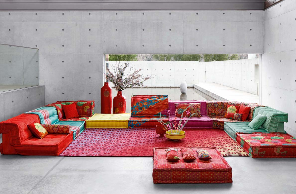8 Exceptional days.Roche Bobois.
