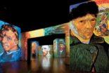 Van Gogh Alive το multimedia υπερθέαμα