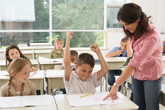 «Χτίστε» μια καλή σχέση με το δάσκαλο του παιδιού σας