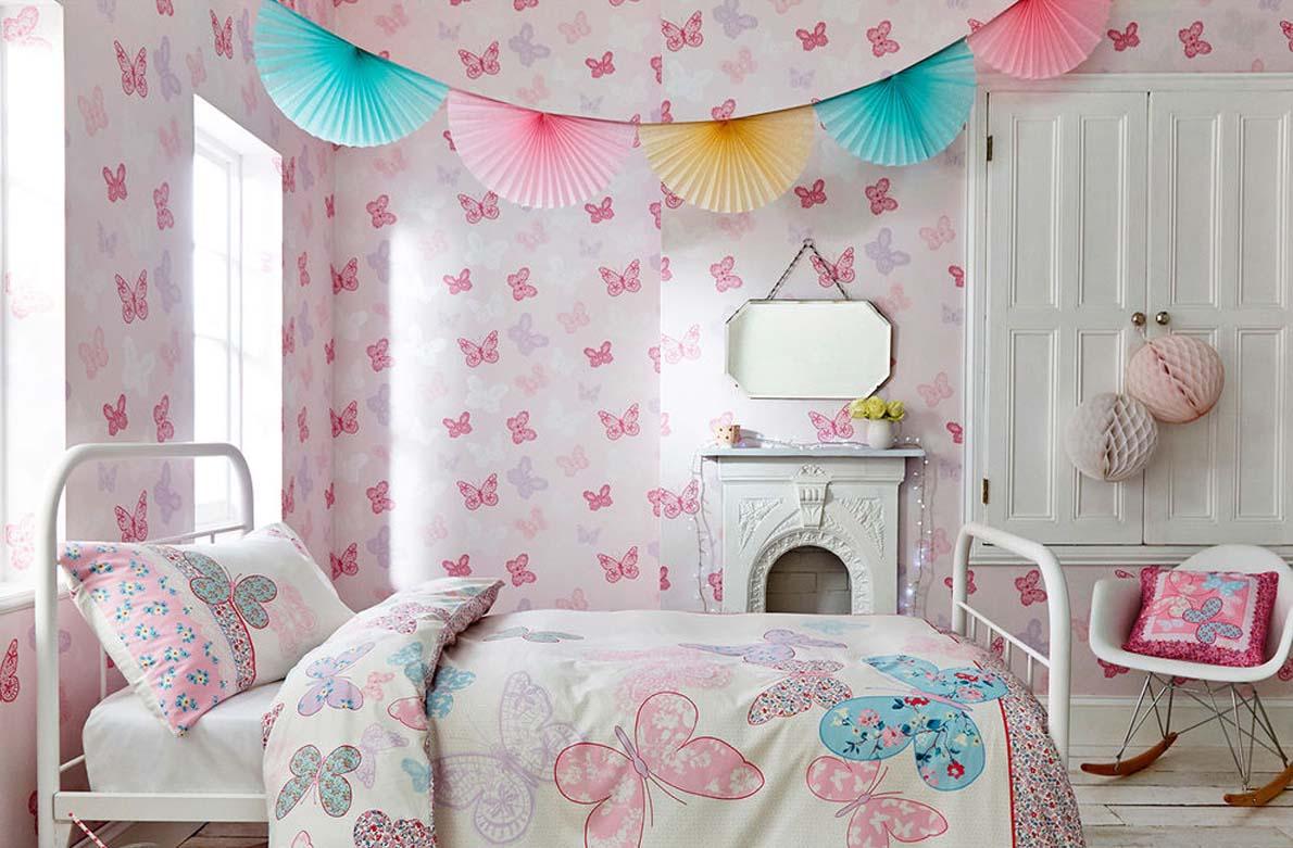 Παιδικό δωμάτιο και διακόσμηση