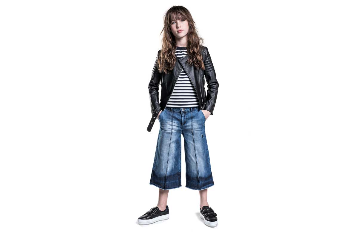 Diesel fashion for kids