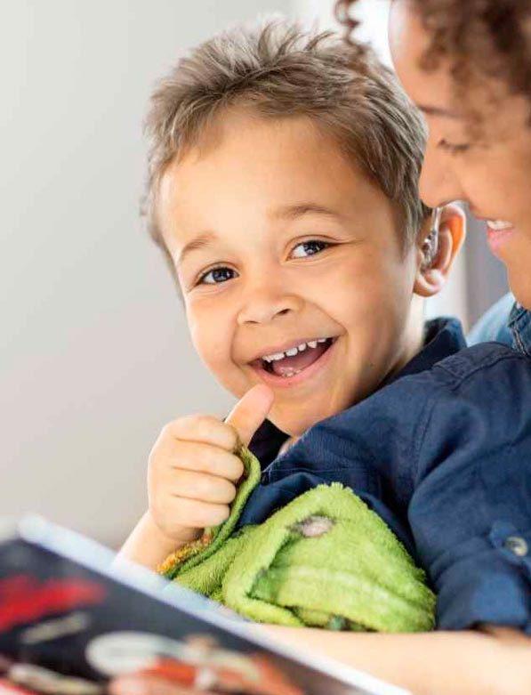 Παιδί και ομιλία