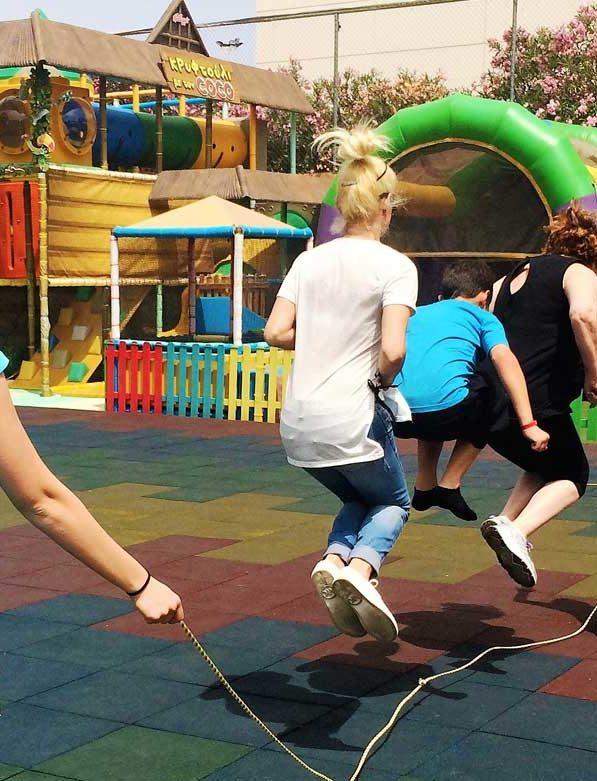 Γιορτάστε την Ημέρα Οικογένειας στο Allou! Fun Park