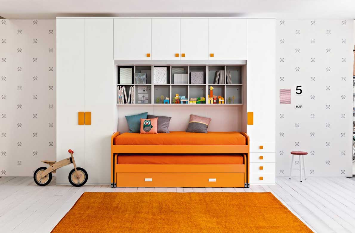 Παιδικό δωμάτιο Systema di Cucina