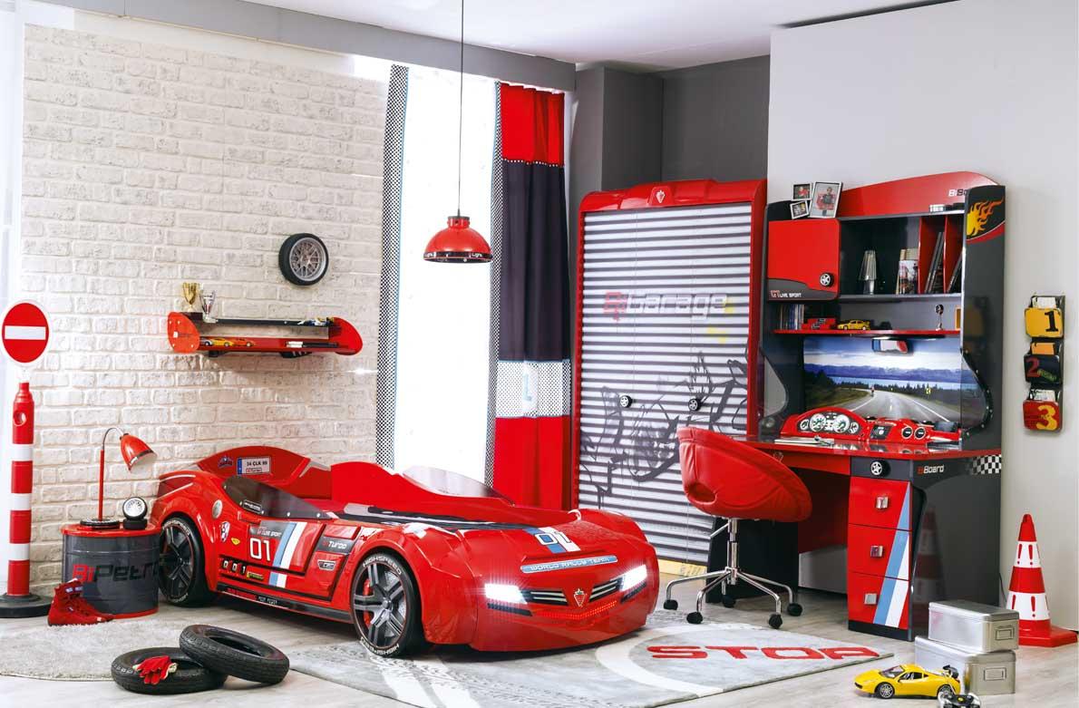 e5819f0f9ce Ακριβώς γι' αυτό η εταιρεία Cilek, έχει σχεδιάσει παιδικά κρεβάτια  αυτοκίνητα για να γίνει το όνειρο τους πραγματικότητα!!!