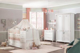 Βρεφικο δωματιο για κοριτσια