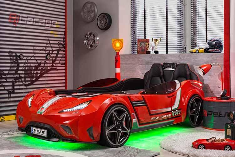 3c5a2dbba8a ... αυτοκίνητο κρεβάτι ανήκει στην σειρά GTI όπου εντυπωσιάζει το πιο  απαιτητικό κοινό της τα παιδιά, καθώς κυκλοφόρησε τη νέα σειρά παιδικών  κρεβατιών ...