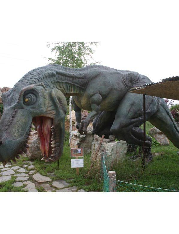 Ταξιδεύοντας με δεινόσαυρο