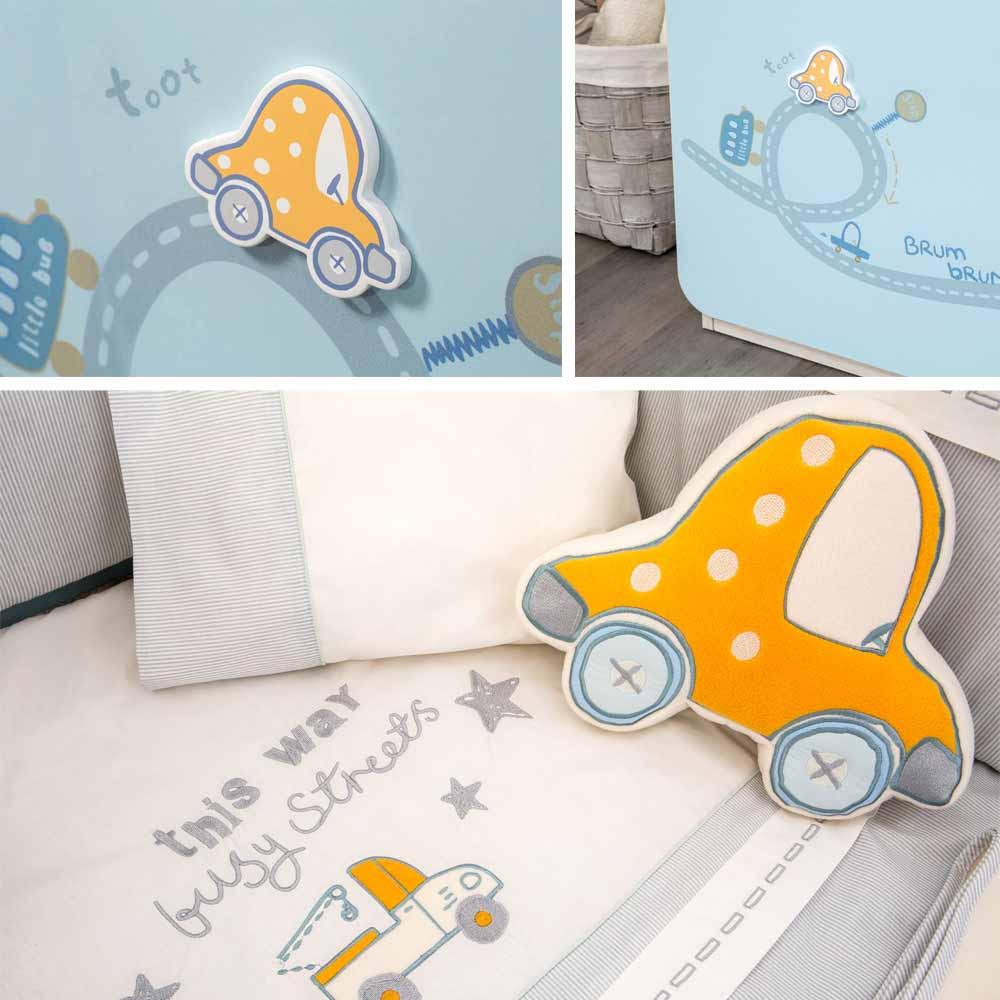 7d6f7145e91 Βρεφικό δωμάτιο: γαλάζιο - Περιοδικό για το παιδί - ebiskoto.gr