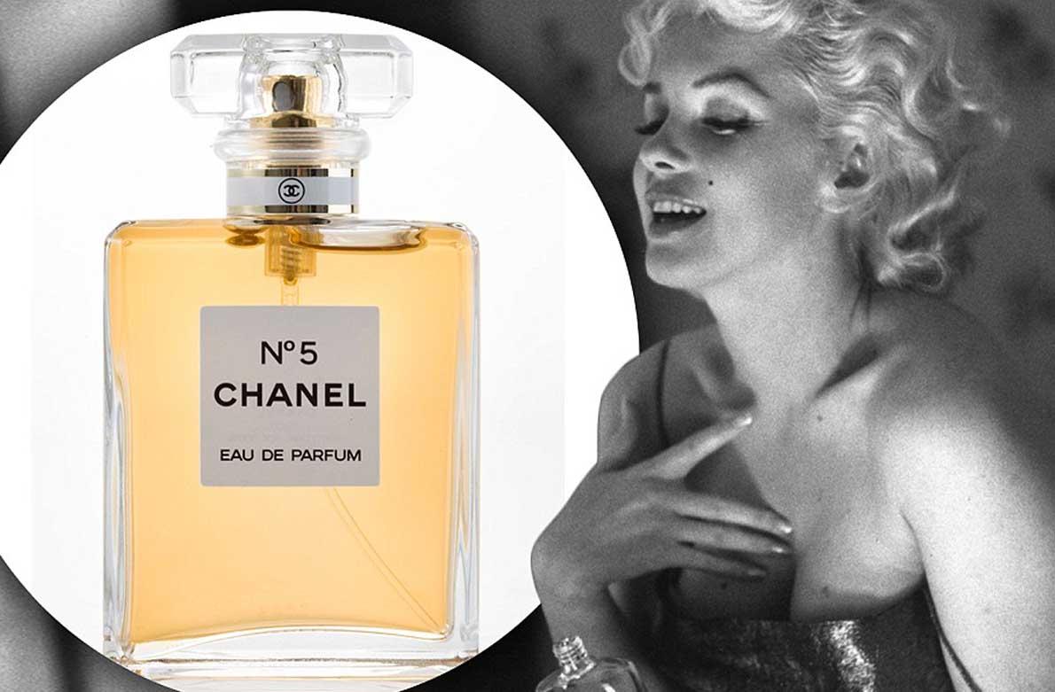 Το άρωμα της Marilyn