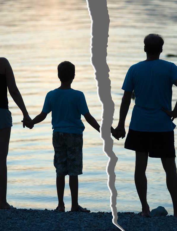 Παιδί και διαζύγιο. Tips για λιγότερα λάθη.