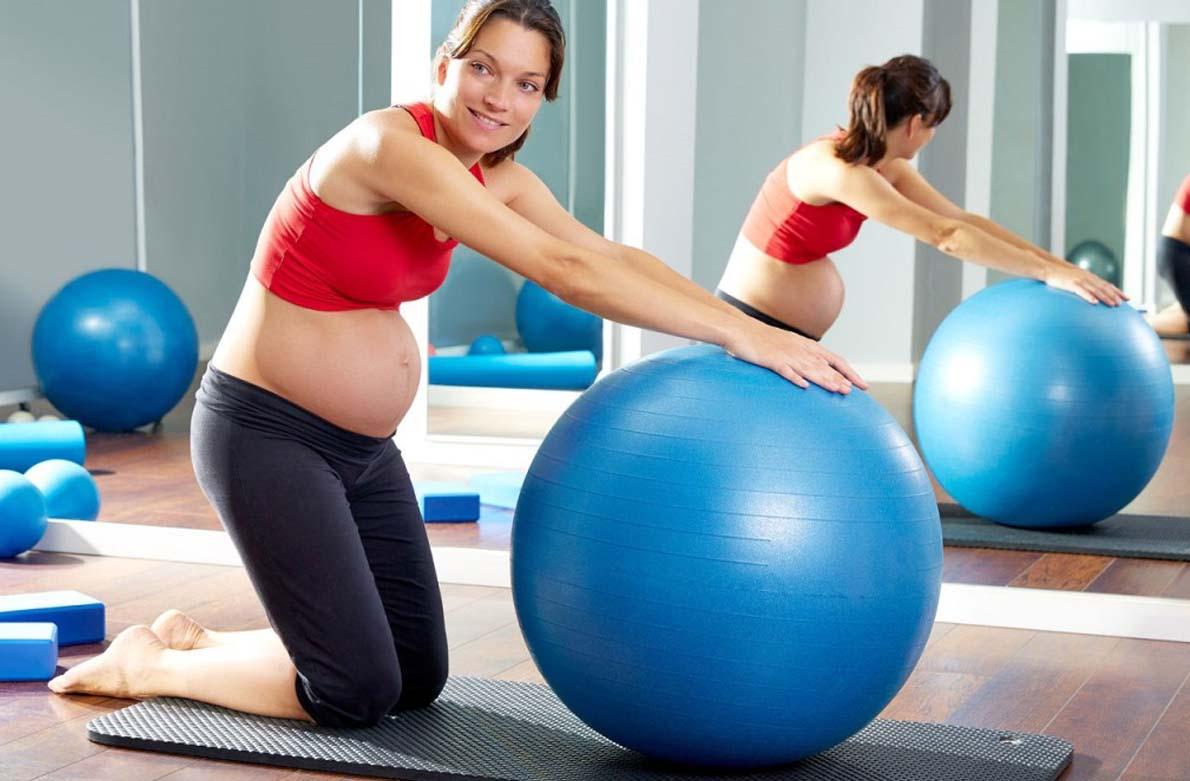 Γυμναστική και στην εγκυμοσύνη