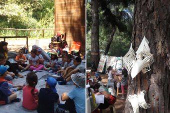 Καλλιτεχνικo camp για παιδιά
