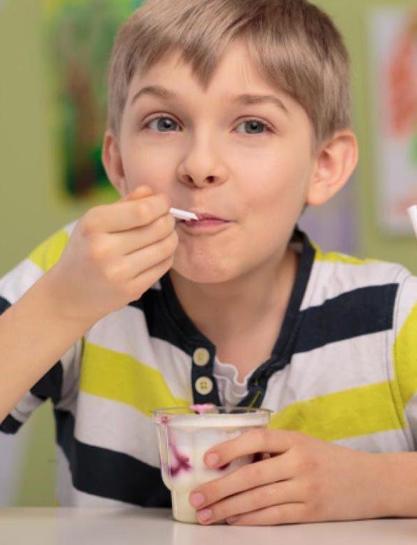 Σωστή διατροφή και σχολείο