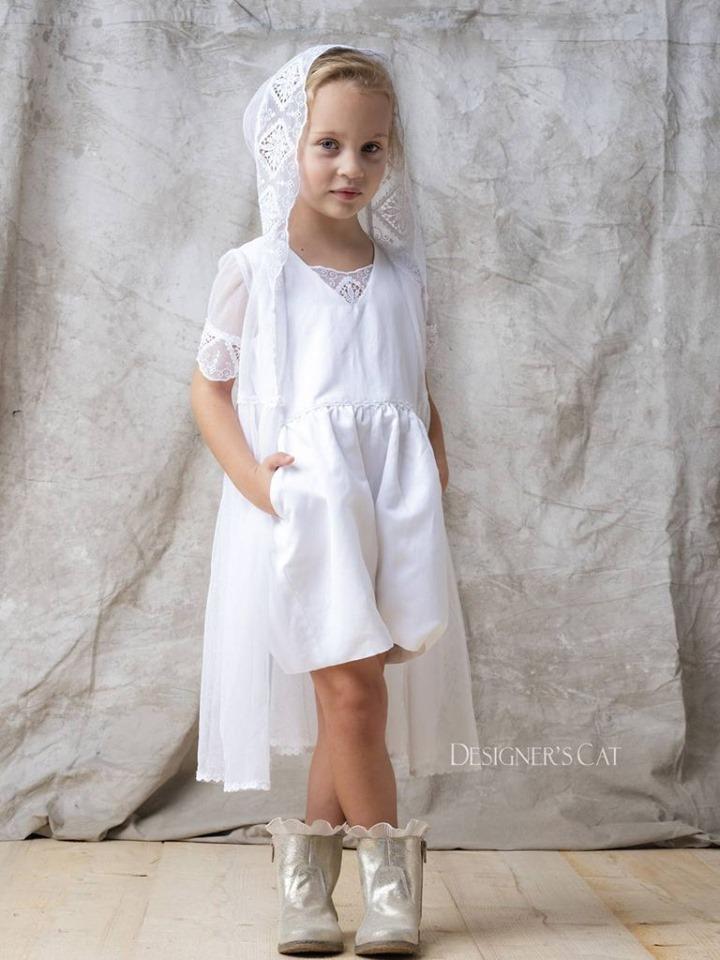 cd5dd44960c Νέα φορέματα για βάπτιση - Περιοδικό για το παιδί - ebiskoto.gr