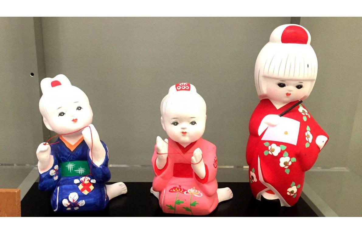 Μουσείο Μπενάκη: Κούκλες και παιχνίδια από την Ιαπωνία