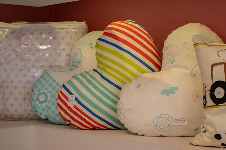 Διακόσμηση με θέμα τα μαξιλάρια