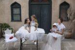 Ρομαντικά βαπτιστικά ρούχα