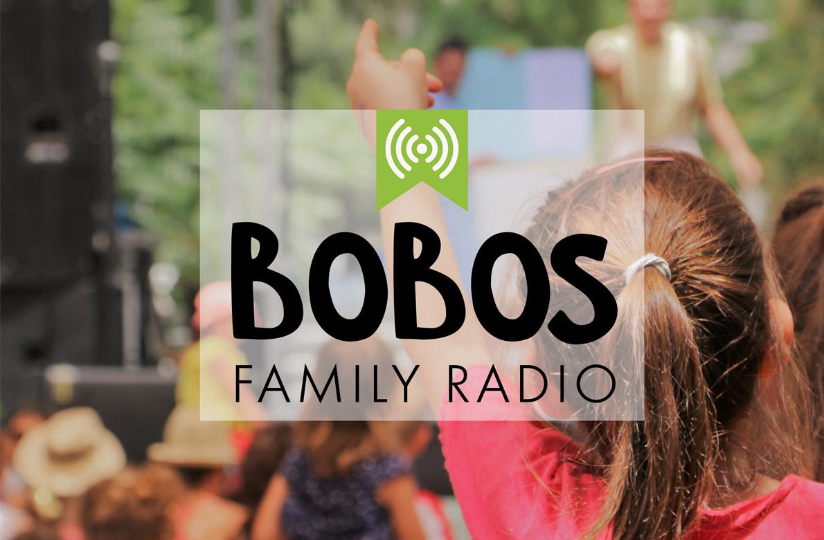 Webραδιοφωνικός σταθμός-Bobos Family Radio