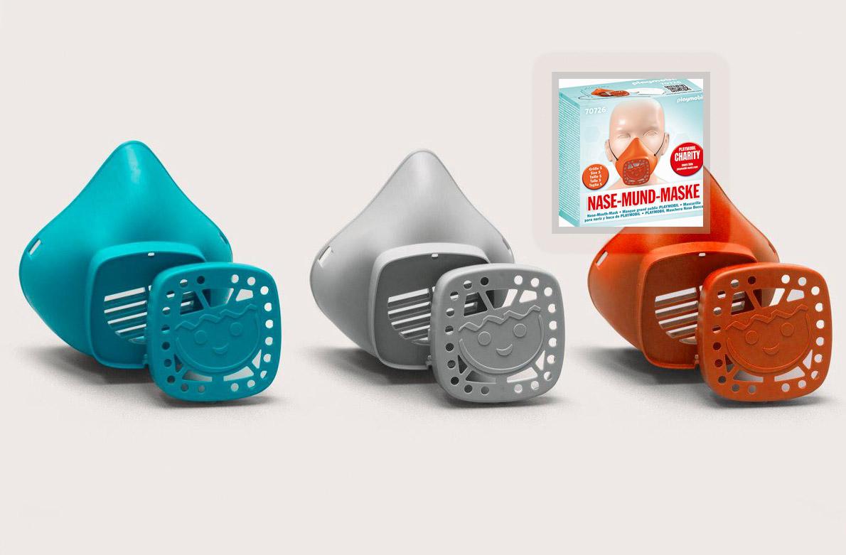 Κάλυμμα Μύτης και Στόματος by Playmobil