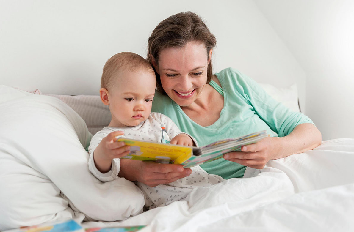 Παιδί. Πως διαβάζουμε παραμύθια στα παιδιά